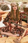 Spell & the Gypsy Lolita Gown - 70's Rust