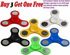 New Mini Hand Spinner Tri Fidget Ceramic Ball Desk EDC Autistic Kids/Adult Toys