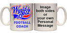 WORLDS BEST INSTRUCTOR COACH MANAGER MUG & COASTER    (IN8) 11oz - 15oz GIFT