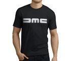 T-SHIRT DELOREAN DMC LOGO BACK TO THE FUTURE CULT MOVIE CLASSIC MY FLY S-5XL