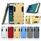 For Oppo R9s Plus Heavy-Duty Dual Layer Armor Stand Hybrid Case Cover