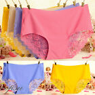 High Quality Briefs seamless Underwear S M Women Soft lace Back Thong Panties 78