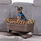 Pet Gear Bucket Booster Seat in Chocolate - Med/Large -