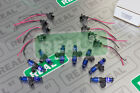 1650cc FIC Fuel Injector Clinic Injectors 86-12 Ford Mustang HighZ IS403-1650H