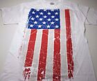 New America Patriotic flag USA men's shirt S M L XL XXL XXXL