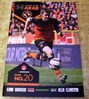 DUNDEE UNITED - 2014/15 - HOME PREMIERSHIP PROGRAMMES