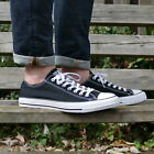 Converse Chucks Low Ox M9166C Black Canvas Schwarz All Star