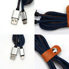Cowboy Style for Apple Lightning Type C USB to Male USB Data Cable Charger