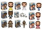 FUNKO POP Disney Series: Beauty and the Beast VINYL POP FIGURES CHOOSE YOURS!