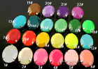 30p 18x25mm oval sew on faceted candy Acrylic crystal rhinestone jewels Gemstone