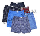 Tommy Hilfiger Men's 3-Pack Woven Boxer