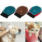 Pet Dog Cat Grooming Massage Hair Removal Bath Cleaning Brush Glove Hair Comb