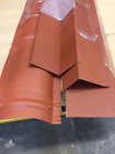 METAL ROOF FLASHING / RIDGE / GUTTER / VALLEY / SIDE / 1.2 M LONG POLYESTER MATT