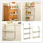 1Set Refrigerator Cupboard Wardrobe Fridge Side Shelf Rack Hanging Oganizer