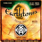 Long Life Kerly Earthtones Acoustic Strings.Fewer String Changes.10,11,12 or 13