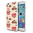 Heart Chocolate Design Hard Back Case Cover Skin For Various Phones