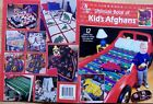 Crochet PATTERNS BABY & KID'S AFGHANS BLANKETS PILLOWS CAPES  YOU CHOOSE