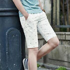 men fashion men shorts summer brand men shorts stylish print casual beach shorts