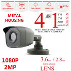 GoVision CCTV 1080P Full HD 2.4MP Outdoor Day Night Vision Camera Home Security