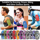 Sports Cycling Jogging Running Wrist Pouch Mobile Cell Phone Arm Band Bag Wallet