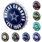 NFL Football Team Logo Bottle Cap Wall Sign - Choose Team on eBay