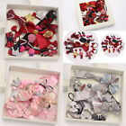 Kid Children Girls Hair Pin Clips Hairpin Bow NEW  Wholesale 17pcs Mixed Baby