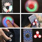 LED Light Hand Fidget Spinner Gyro Anti-anxiety Phone Case cover for Samsung S8