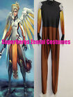 High Quality Mercy Suit Jumpsuit Mercy Undersuit Mercy Cosplay Costume Custom