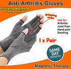 Anti Slip Compression Arthritis Gloves Hand Suport Joint Finger Pain Relief