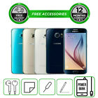 Samsung Galaxy S6 G920 32gb 64gb 128gb All Colours Unlocked Smartphone