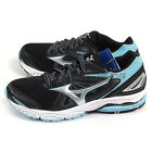 Mizuno Wave Prodigy Black/Silver/Blue Sportstyle Running Shoes 2017 J1GD171003