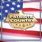 Patriotic Country by Various Artists In Very Good Condition