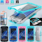 Waterproof Dirt Shockproof Swimming Case Cover For Samsung Galaxy S7 edge Note 5