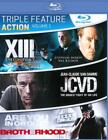 ACTION TRIPLE FEATURE, VOL. 1 NEW BLU-RAY