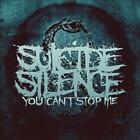 SUICIDE SILENCE - YOU CAN'T STOP ME [CD/DVD] NEW CD