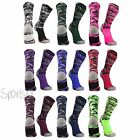 TCK® Woodland Camo Youth Adult Women Crew Socks Twin City All sports WCAMC