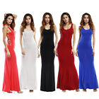 Latest Sexy Women Ladies Summer Casual Bodycon Evening Party Cocktail Long Dress