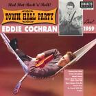 LIVE AT TOWN HALL PARTY 1959 NEW VINYL RECORD