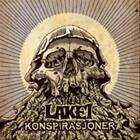 LAKEI (METAL) - KONSPIRASJONER NEW CD