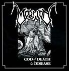 MORGION - GOD OF DEATH & DISEASE * NEW CD