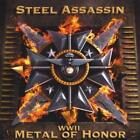 STEEL ASSASSIN - WWII: METAL OF HONOR NEW CD