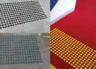 100 PCs Poly Tactile Ground Indicators Safety Indicators Surface Indicators