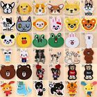 Embroidered Sew On Patches Iron On Animals Transfer Fabric Bag Clothes Applique