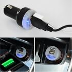 Car Charger Adaptor Bullet Dual Mini USB 2-Port for Apple iPhone Samsung HUAWEI