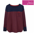Joules Sophia Ladies Jersey Top (X) **FREE UK Shipping**