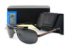Fashion women's & men's polarized sunglasses driving glasses 8455