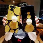 Squishy 3D Chicken Doll Soft Silicone Toy Phone Case Cover For iPhone 6s 7 Plus