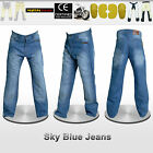 Men Motorbike Jeans Pants With Protective Lining And CE Approved Armour