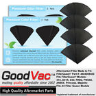 Activated Charcoal Cones 2 Pack Odor Filters Non-OEM to fit Filter Queen Vacuuum