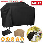 "BBQ Gas Grill Cover 57"" Inch Barbecue Waterproof Outdoor Patio Garden Protection"
